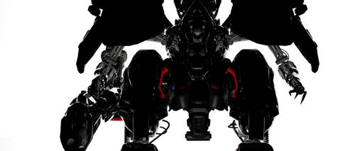 Mecha 3D by strother