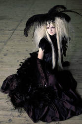 Arika Takarano cosplay by cinq-pathetique