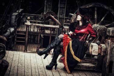Kaya pirate by cinq-pathetique