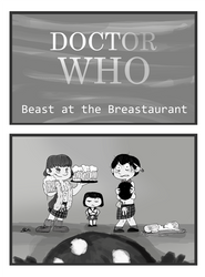 DW - Beast at the Breastaurant by caycowa