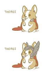 Thorgi by caycowa