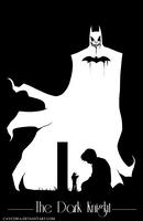 The dark knight Zombie by caycowa