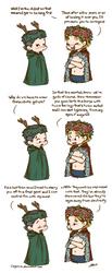 Thor/Loki Week - Day 1: Pre-Thor by caycowa