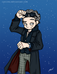 Doctor Who - Twelfth Doctor by caycowa