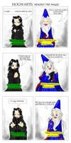 Hogwarts: Behind the Magic by caycowa