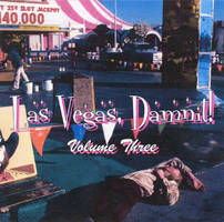 Las Vegas, Damnit! Vol. 3 cover by Don-O
