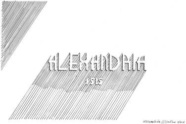 Alexandria by Don-O