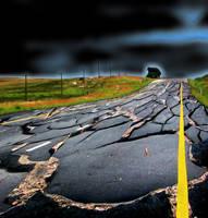 Dodg-E Road by SouthernDesigner
