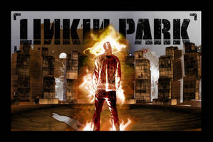 LINKIN PARK - POWER SURGE - by SouthernDesigner