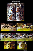 Rorschach Shoes by KoorimeYume
