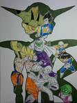 Dragon Ball Z Season 2: Frieza by Latchunga