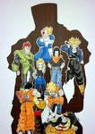 Dragon Ball Z Season 3: Androids by Latchunga