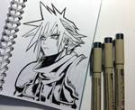 CLOUD Final Fantasy (2) by Latchunga