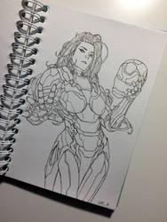 Irongirl by Latchunga
