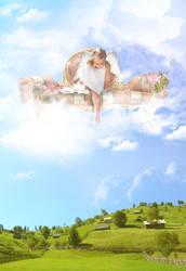 Little angel by Hellle