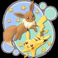 Let's go, Pikachu and Eevee! by quasicoatl