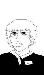 Weird Self Portrait Thing by HomieBoon