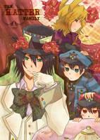 The Hatter family by Hetiru
