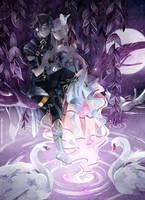 .CC. Magic of the night. by Hetiru