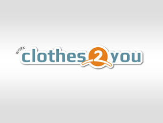 Logodesign - Clothes2you by PageDesign