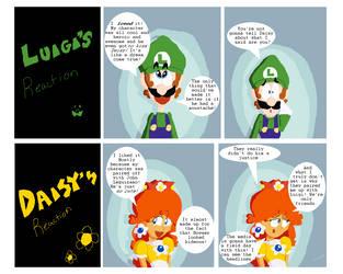 Super Mario Bros. Movie Reactions part 1 by bulgariansumo