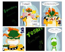 Super Mario Bros. Movie Reactions part 3 by bulgariansumo