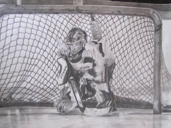 Goalie by Vallee