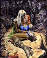 Drow 1 by Vallee