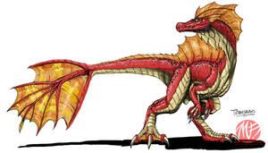 Godzilla Neo - TITANOSAURUS by KaijuSamurai