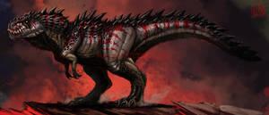 Mutant Tyranno full by KaijuSamurai