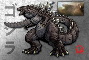 Legendary Godzilla Speculation by KaijuSamurai