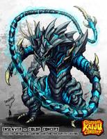 Colossal Kaiju Combat - Enslaver by KaijuSamurai