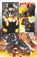 Godzilla Rulers of Earth issue 11 - pg 4 by KaijuSamurai