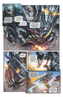Godzilla Rulers of Earth issue 11 - pg 5 by KaijuSamurai