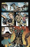 Godzilla Rulers of Earth #18 pg 2 by KaijuSamurai