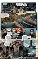 Godzilla Rulers of Earth #19 pg 4 by KaijuSamurai