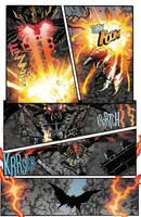 Godzilla Rulers of Earth #19 pg 2 by KaijuSamurai