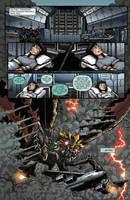 Godzilla Rulers of Earth #20 pg1 by KaijuSamurai