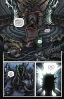 Godzilla Rulers of Earth #20 pg3 by KaijuSamurai