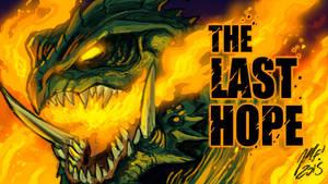 The Last Hope announcement by KaijuSamurai