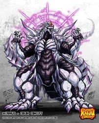 Colossal Kaiju Combat - Xerimus by KaijuSamurai