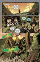 Godzilla Rulers of Earth #23 pg1 by KaijuSamurai