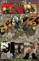 Godzilla Rulers of Earth #23 pg2 by KaijuSamurai