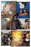 Godzilla Rulers of Earth #23 pg4 by KaijuSamurai