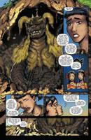 Godzilla Rulers of Earth #23 pg5 by KaijuSamurai