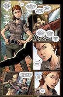 Project Nemesis #1 pg 6 by KaijuSamurai