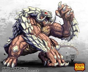 Colossal Kaiju Combat - Gurral by KaijuSamurai