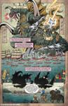 Godzilla Rage Across Time #1 pg 2 by KaijuSamurai