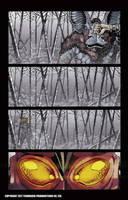 Redman Episode 2 page 5 by KaijuSamurai
