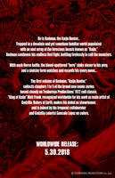 Redman Volume 1 promo by KaijuSamurai